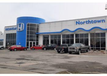 Buffalo car dealership NORTHTOWN HONDA
