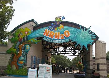 Dallas amusement park NRH2O Family Water Park