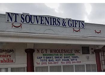 Washington gift shop NT Souvenir Wholesale