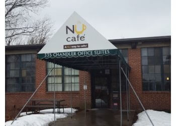 Worcester cafe NU Kitchen