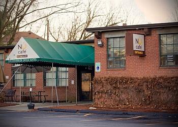 Worcester vegetarian restaurant NU Kitchen NU Kitchen Worcester