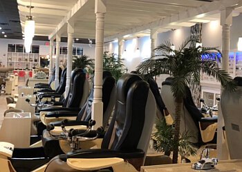 3 Best Nail Salons in Syracuse, NY - Expert Recommendations