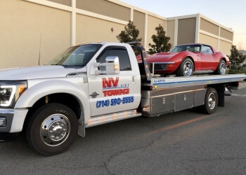 Garden Grove towing company NV TOWING
