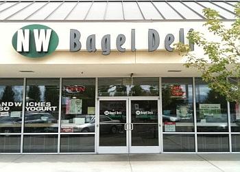 Vancouver bagel shop NW Bagel Deli