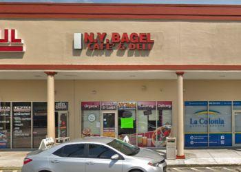 Pembroke Pines bagel shop NY Bagel Cafe & Deli