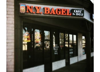 Rancho Cucamonga bagel shop NY Bagel Cafe & Deli