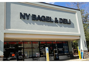 Raleigh bagel shop NY Bagel & Deli