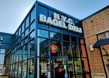 Chicago bagel shop NYC Bagel Deli