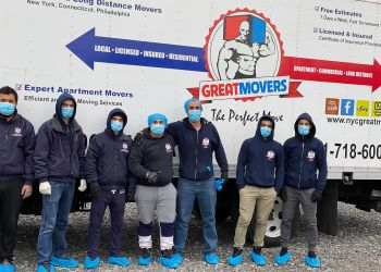 New York moving company NYC Great Movers