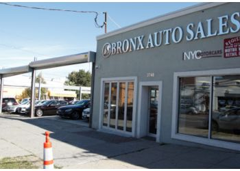 New York used car dealer NYC Motorcars of The Bronx
