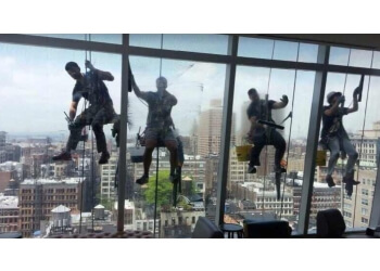 Jersey City window cleaner NY City Window Cleaning