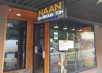 Savannah indian restaurant Naan On Broughton