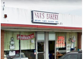 Norfolk bakery Naa's Bakery