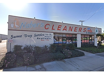 Santa Ana dry cleaner Naber's Cleaners