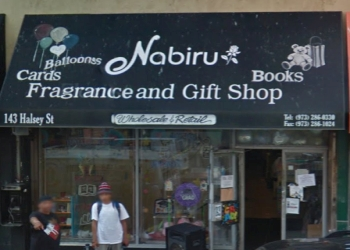 Newark gift shop Nabiru Fragrance & Gift Shop