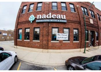 Chicago furniture store Nadeau Furniture