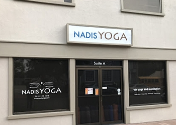 Fremont yoga studio Nadis Yoga