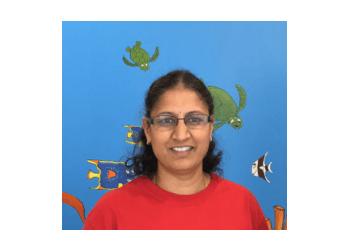 McKinney pediatrician Nagaratina Salem, MD, MBA