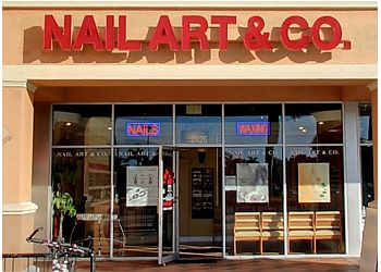 Cape Coral nail salon Nail Art & Co.