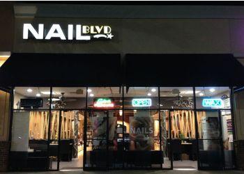 Jacksonville nail salon Nail Boulevard