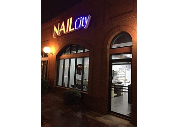 Atlanta nail salon Nail City, Brookhaven