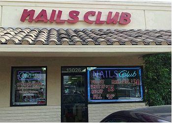 Garden Grove nail salon Nails Club