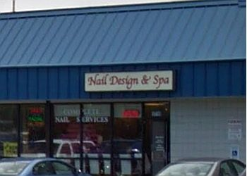 Vancouver nail salon Nail Design & Spa