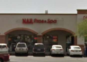 Tucson nail salon Nail Pros and spa