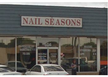 Waco nail salon Nail Seasons