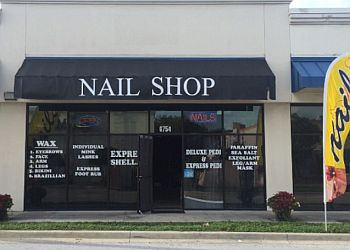Tampa nail salon Nail Shop