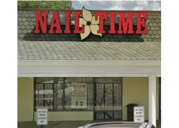 Jacksonville nail salon Nail Time