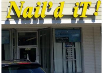 Newport News nail salon Nail'd it!