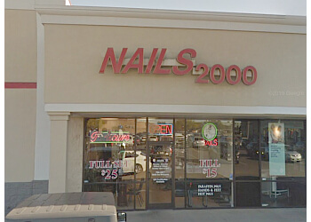 Lubbock nail salon Nails 2000