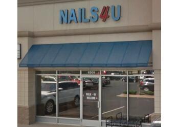 Oklahoma City nail salon Nails 4U