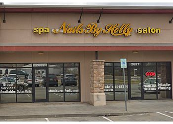Norman nail salon Nails By Holly & Spa