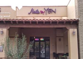 Tucson nail salon Nails By Yen