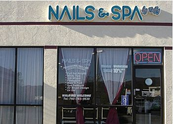 Escondido nail salon Nails & Spa by Taffy
