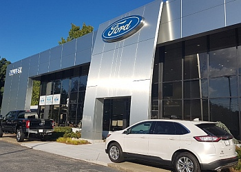 Atlanta car dealership Nalley Ford Sandy Springs