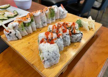 Knoxville sushi Nama Sushi Bar