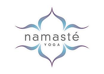 Tallahassee yoga studio Namaste Yoga