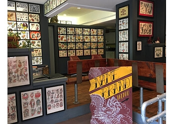 Ann Arbor tattoo shop Name Brand Tattoo