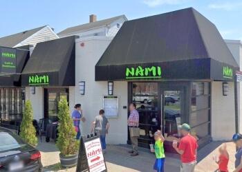 Providence japanese restaurant Nami Japanese Cuisine