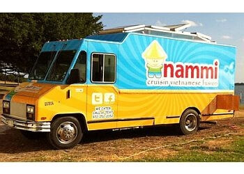 Dallas food truck Nammi Truck