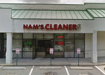 Newport News dry cleaner Nam's Cleaners