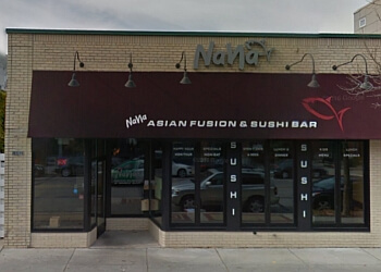 Milwaukee sushi Nana Asian Fusion & Sushi Bar