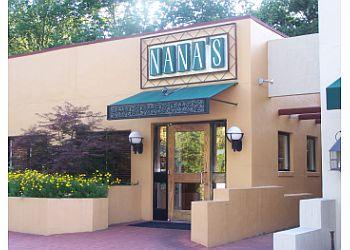 Durham american cuisine Nana's Restaurant
