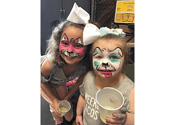 Kansas City face painting Nancy's Kids' Parties, KC