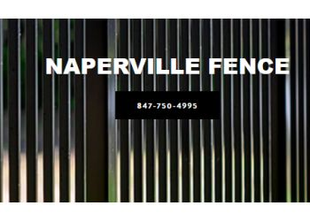 Naperville fencing contractor Naperville Fence