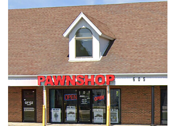 Naperville pawn shop Naperville Jewelry & Loan