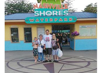 Nashville amusement park Nashville Shores Lakeside Resort